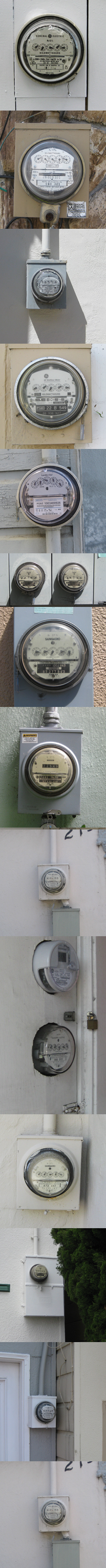 Analogue Meter Vs Smart Meters : Where have all the analogs gone stop smart meters