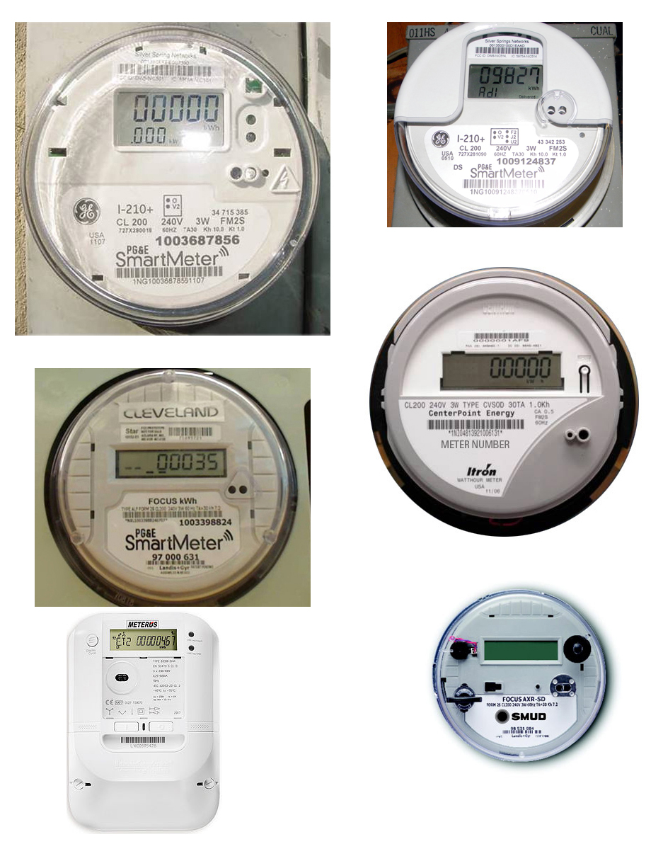 Photos Of Smart Meters Stop Electronic Meter Utility Project 26