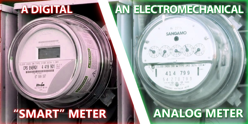 Faq Smart Meter Basics on electrical utility box