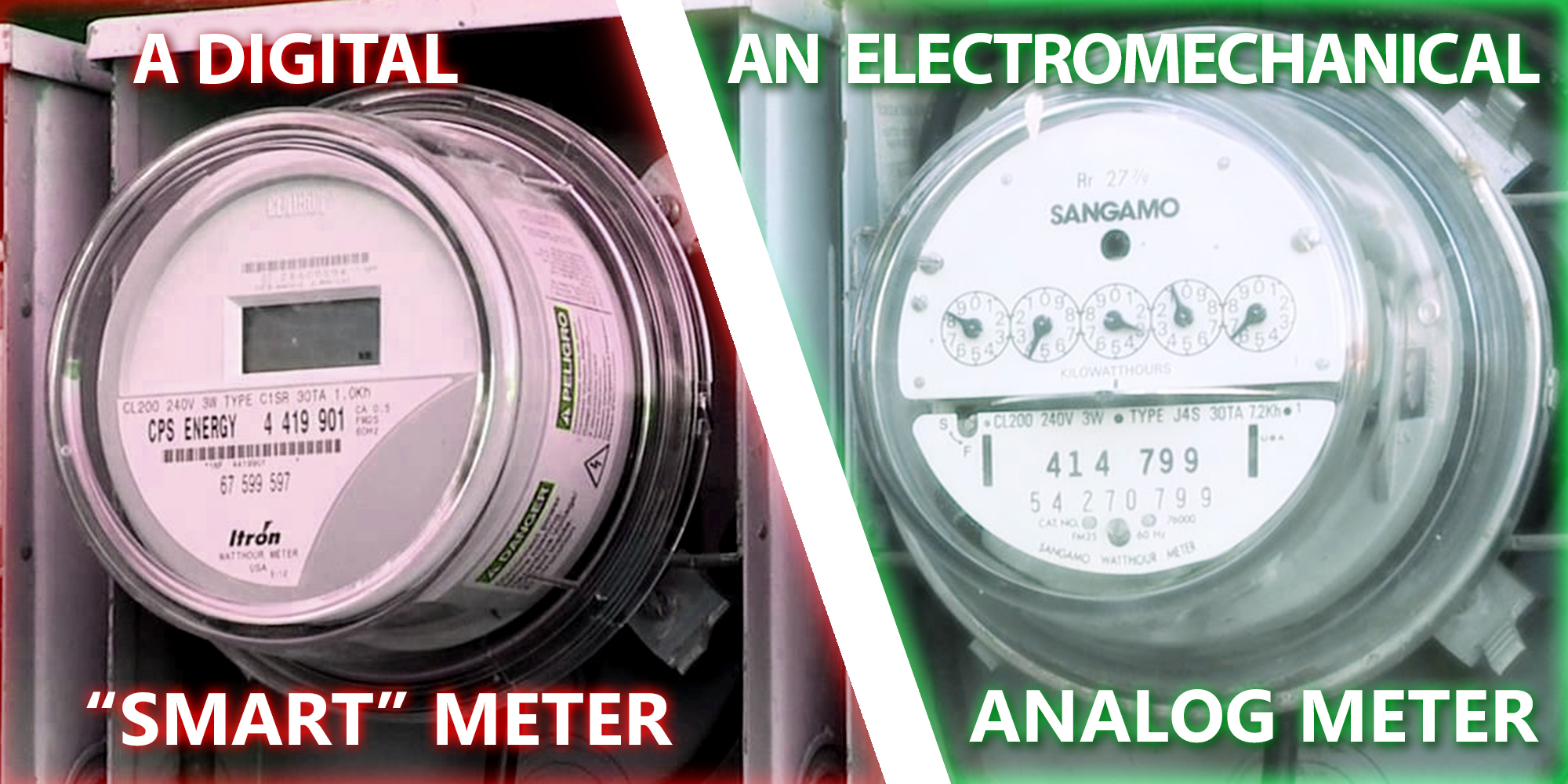 Faq Radio Frequency Radiation Issues Stop Smart Meters