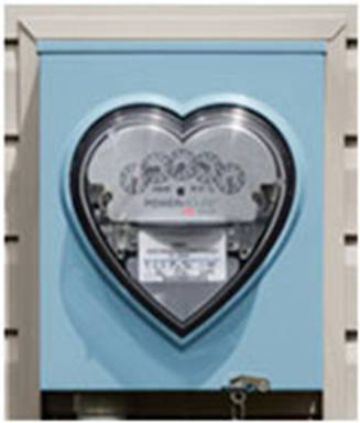 analog heart