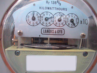 """Trojan horse"" analog meters like this one have been widely installed, in clear violation of the weak CPUC opt out policy."